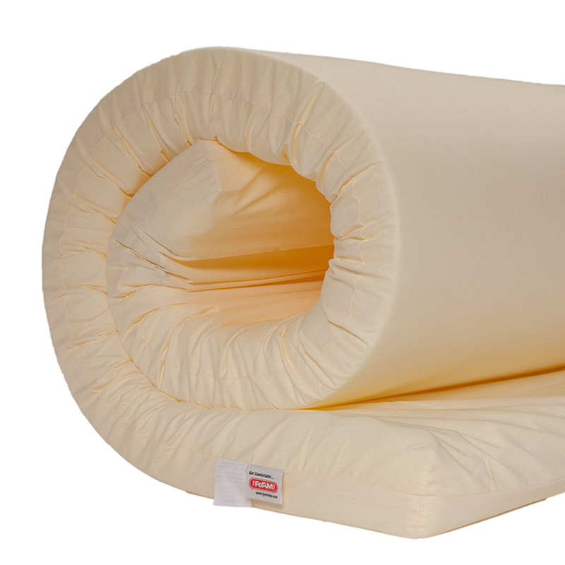 Eggshell Foam Support Mattress Toppers The Foam Shop